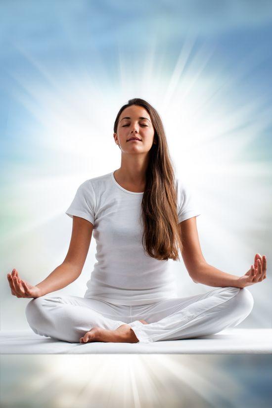 Медитация Белый свет - https://gornnisa.ru