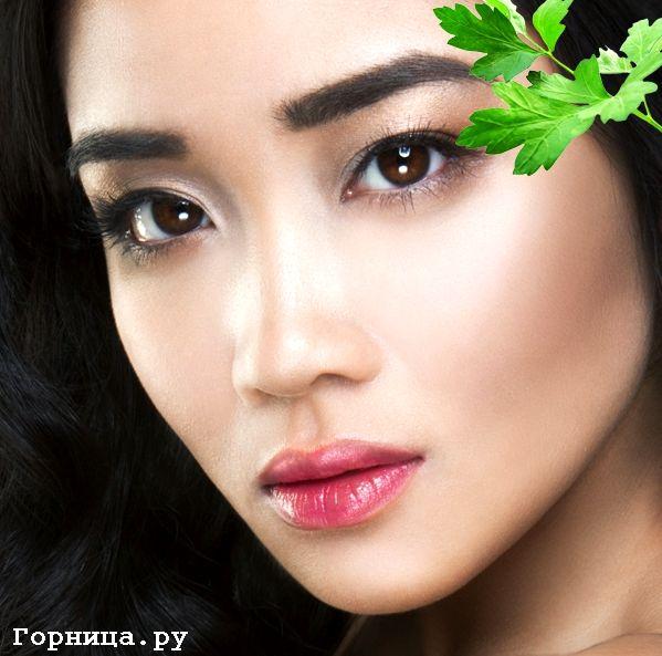 Восточный секрет «фарфоровое личико». Белоснежная кожа без пятнышек