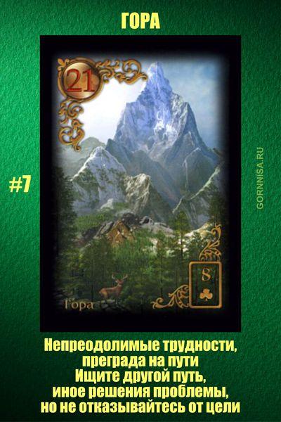 Карта #7 - Гора - https://gornnisa.ru/