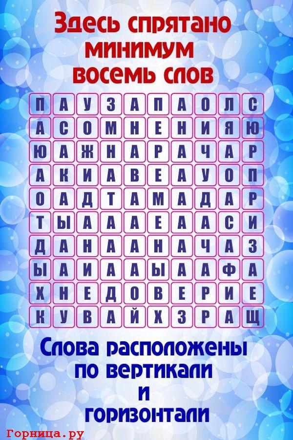 Тест прогноз: Чем для вас закончится этот месяц? https://gornnisa.ru