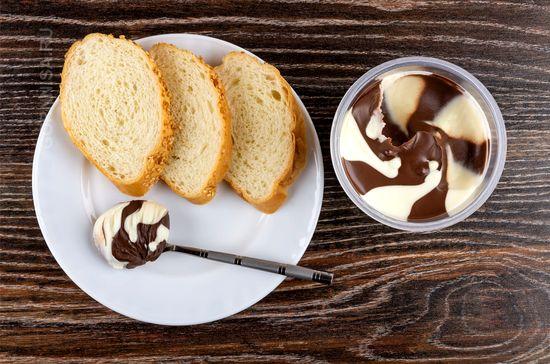 Шоколадная ореховая паста