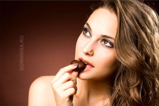 Ешьте чёрный шоколад