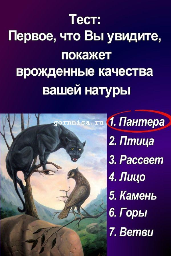 Пантера - https://gornnisa.ru/