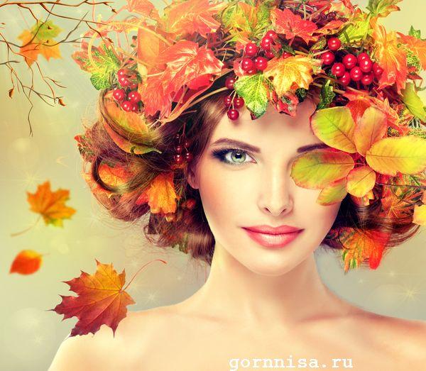 Осенние маски для волос в домашних условиях