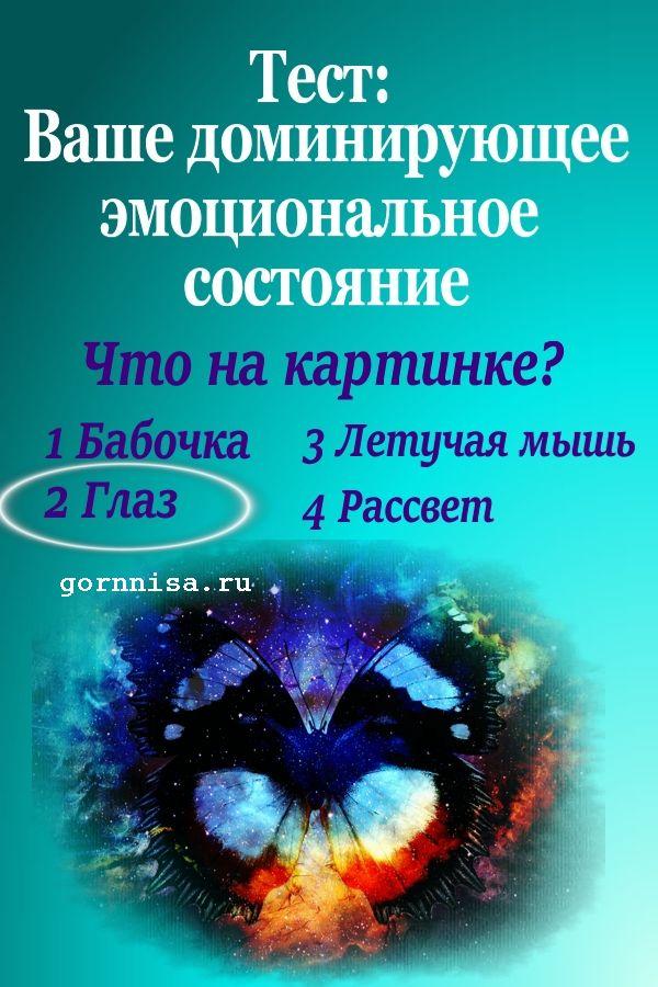 #2 Глаз - https://gornnisa.ru/