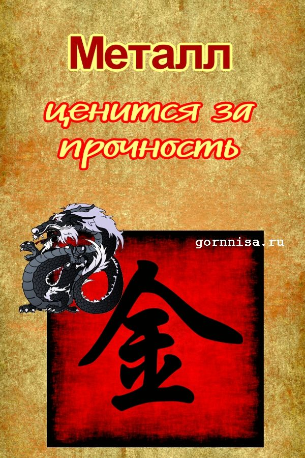 Дракон 5 - Металлический - https://gornnisa.ru/