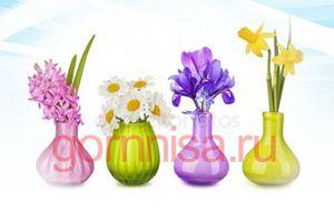Тест - Выберите вазу и узнайте, что в Вас нравится людям - https://gornnisa.ru/