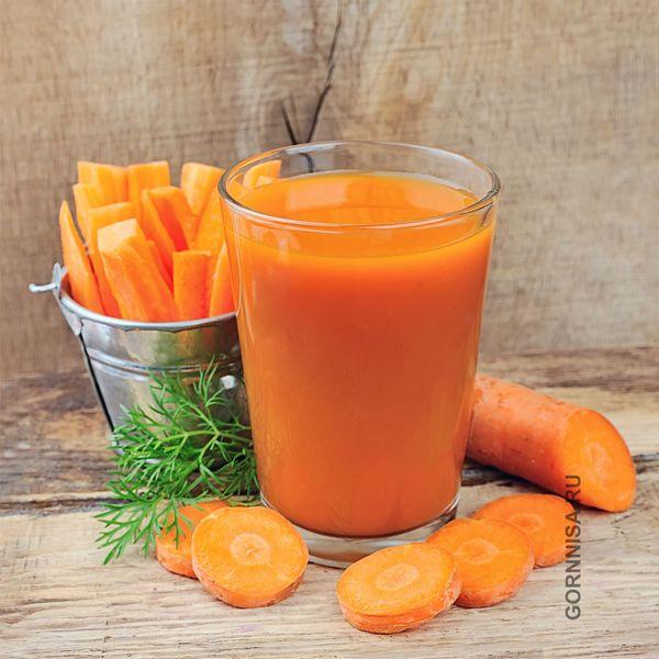 Морковь - https://gornnisa.ru/