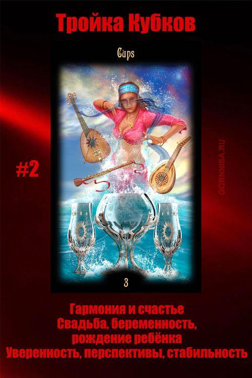 Таро - на любовь и отношения - gornnisa.ru