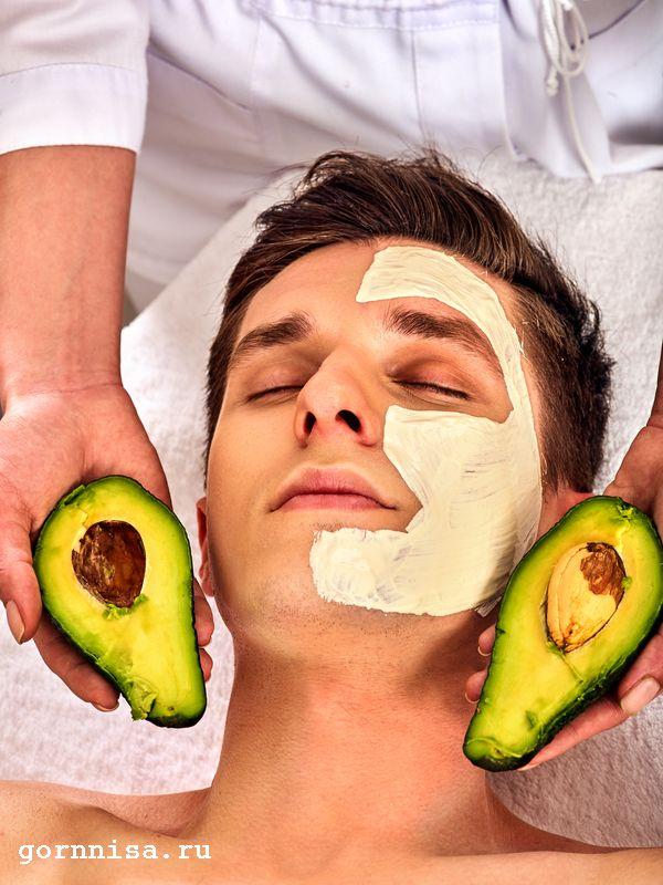 Очищающая маска для лица. На основе авокадо. В домашних условиях https://gornnisa.ru/