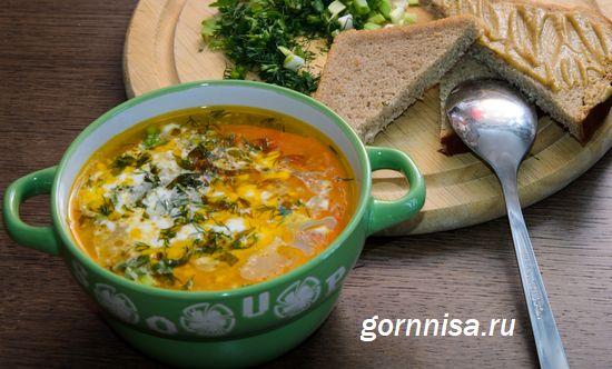 Рыбный суп с шафраном https://gornnisa.ru/