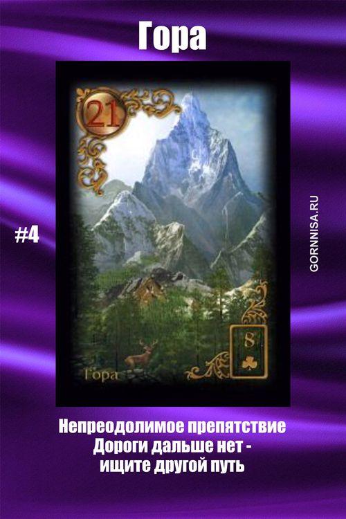 Карта #4 - Гора - https://gornnisa.ru/