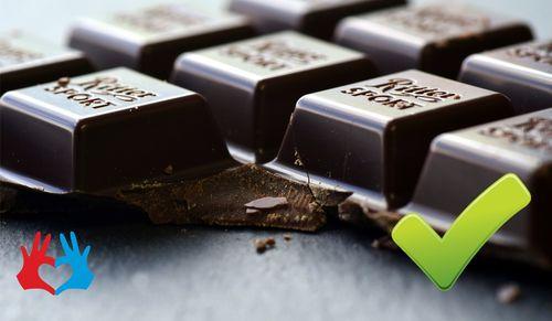 Темный шоколад - https://gornnisa.ru/