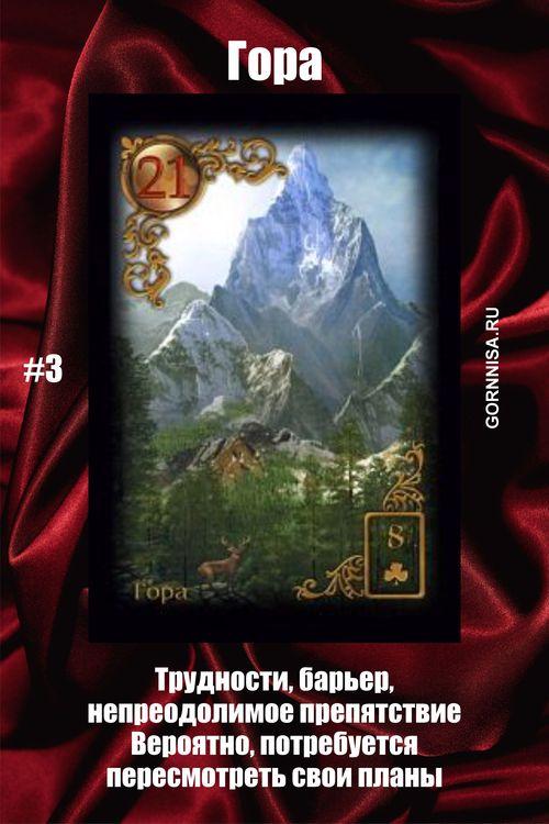Карта #3 – Гора - https://gornnisa.ru