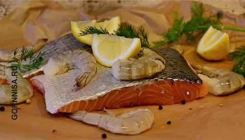 Морепродукты - https://gornnisa.ru/