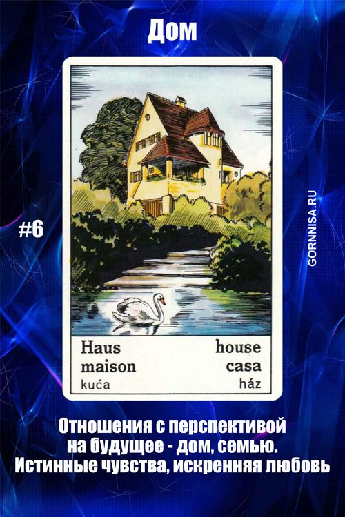 Карта #6 – Дом - https://gornnisa.ru