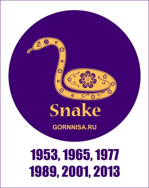 Как изменяет год рождения каждый знак зодиака https://gornnisa.ru/ Змея