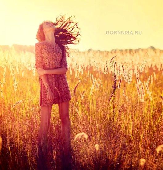 Летний уход за вашими волосами - 7 советов  Совет 1 - Не пересушивайте https://gornnisa.ru/