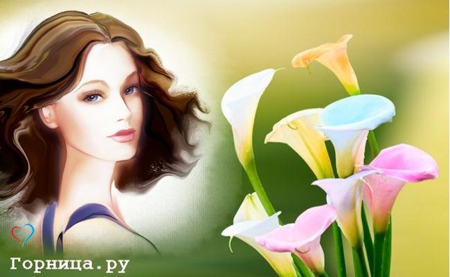 Спатифиллум - Женский цветок счастья. Шепотки на удачу - https://gornnisa.ru
