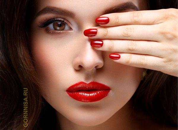 Как укрепить ногтевые пластины и убрать белые пятна на ногтях - https://gornnisa.ru/