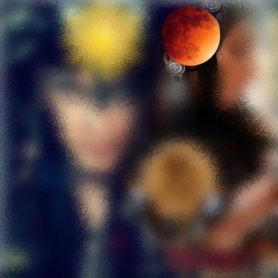 Кроваво – красная луна - https://gornnisa.ru