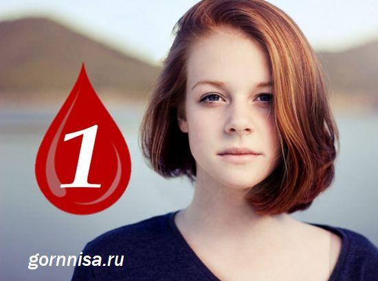 Тип крови - 0 или 1 группа крови - https://gornnisa.ru/