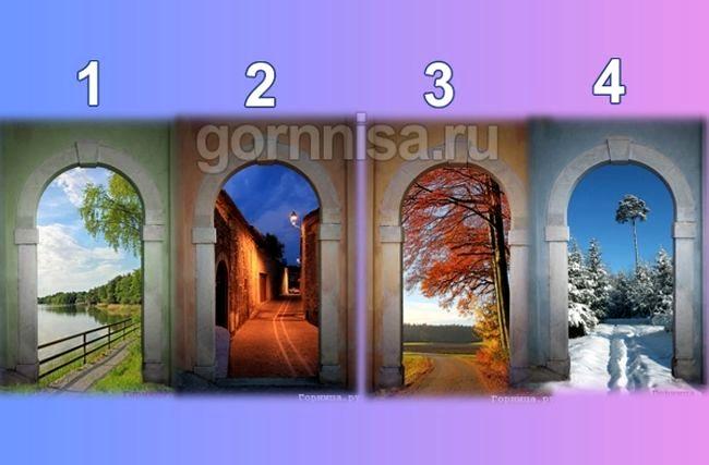 Выберите свой путь и узнайте свой уровень духовности - https://gornnisa.ru/