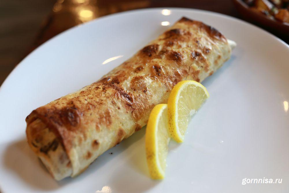 Рыба с гарниром в духовке - пошаговый рецепт