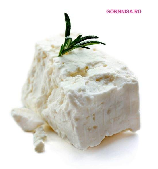 Сыр фета - https://gornnisa.ru/