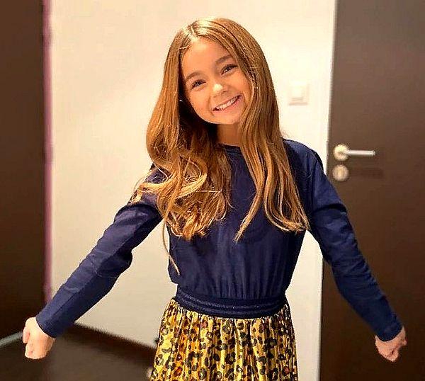 Валентина Тронель (11 лет)