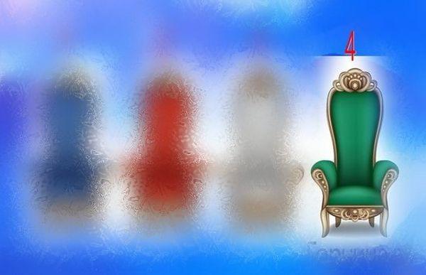 Зелёный трон