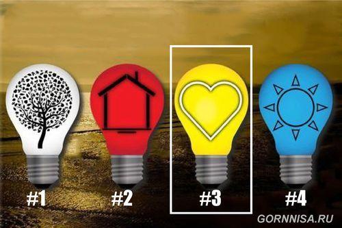 #3 Вы выбрали Сердце