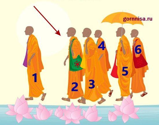 Монах #2
