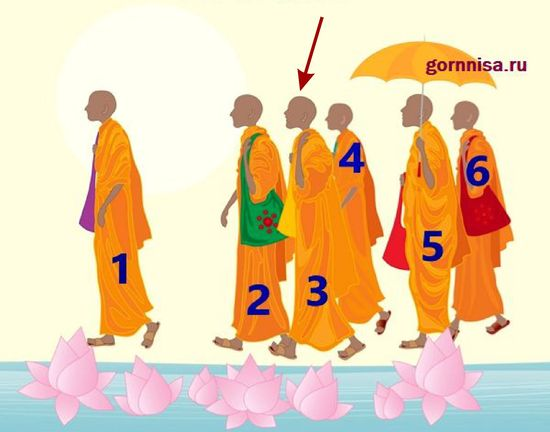 Монах #3