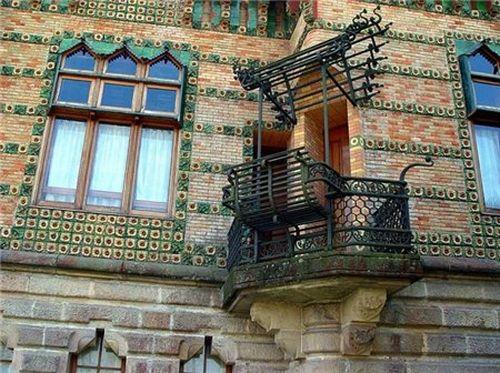 #5 Балкон Гауди