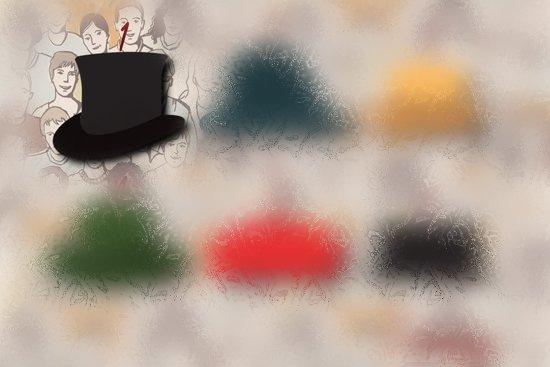 Тест - Чем вы выделяетесь из толпы https://gornnisa.ru/ 1 шляпа