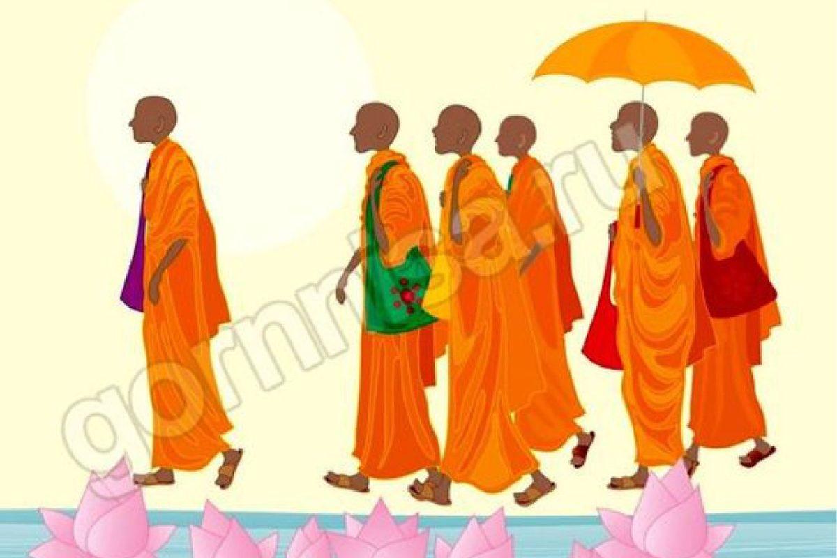Тест - Выберите монаха и получите тибетскую мудрость для Вашего блага