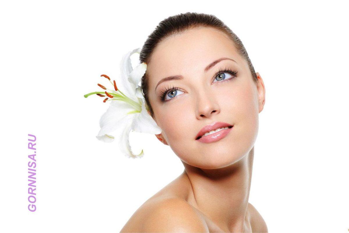 Красивая кожа лица - полезные советы