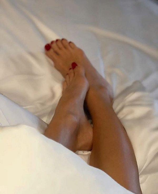 Ноги светланы лободы