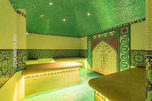 #2 Турецкая баня
