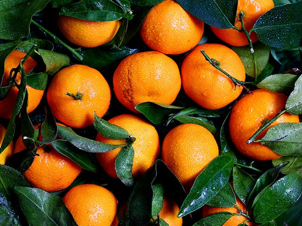 #3 Апельсиновая цедра