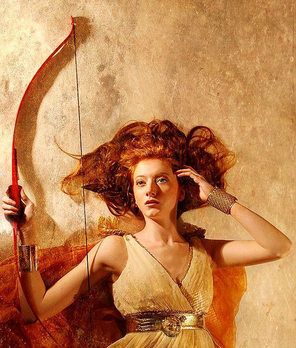 Древняя богиня 2 - Артемида