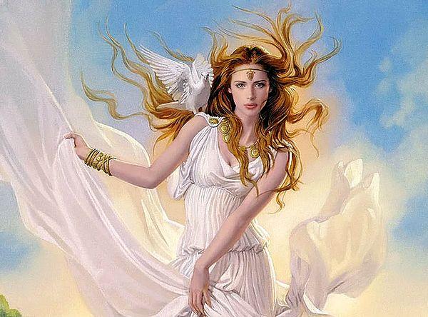Древняя богиня 3 - Афродита