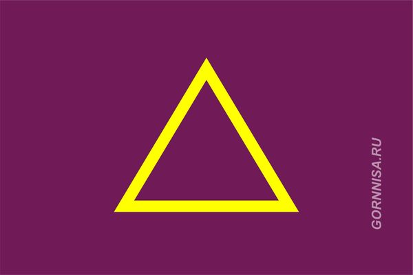 #1 Треугольная форма оберега