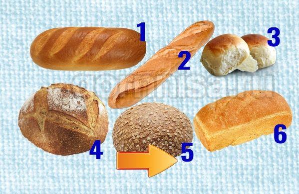 5 - Хлеб с добавками